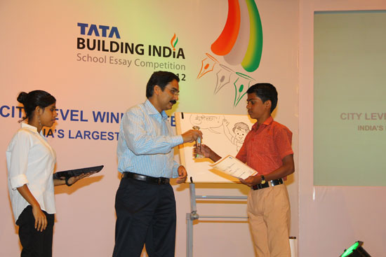 tata building india school essay competition 2011
